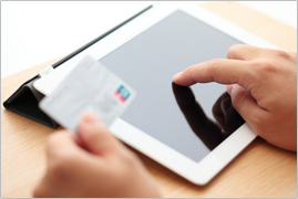 iPad credit card app