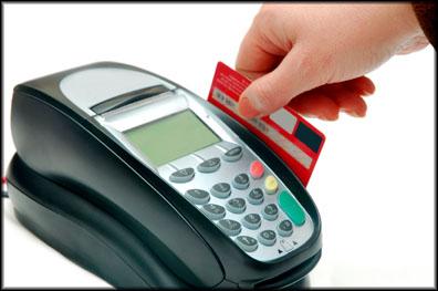 card processing equipment