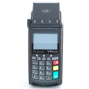 dejavoo v9 plus credit card machine