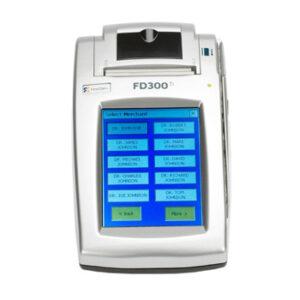 first data FD300ti credit card multi user machine