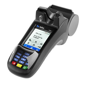 Verifone H5000 Credit Card terminal