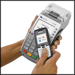 NFC Contactless Touch To Pay - Infinity Data